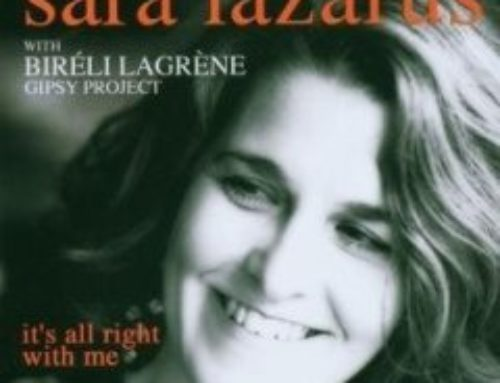 Sara Lazarus (It's all right with me)